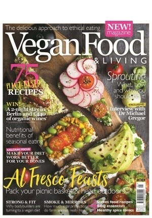 Vegan Food & Living #1 (Jul/Aug 2016)