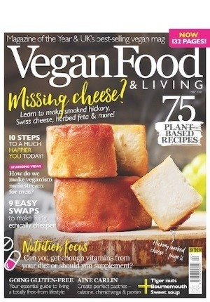 Vegan Food & Living #22 (May 2018)